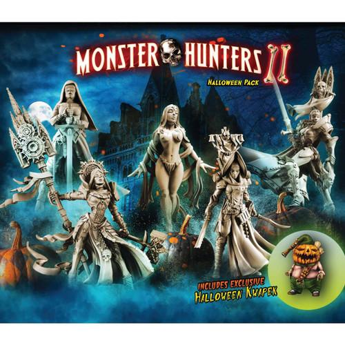 Monster Hunters 2 - Halloween 2021