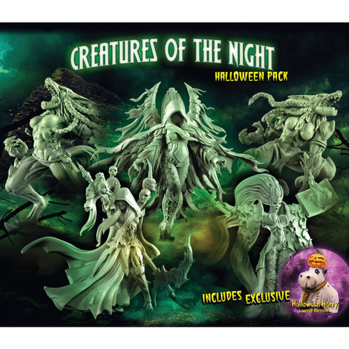 Creatures of the Night 1 - Halloween 2021