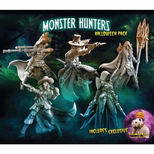 Monster Hunters 1 - Halloween 2021