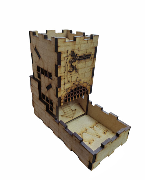 Torre de Dados plegable Dragon Quest XVI Aniversary