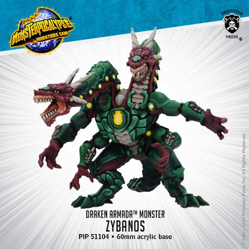 MONPOC Draken Armada: Zybanos (Monster)