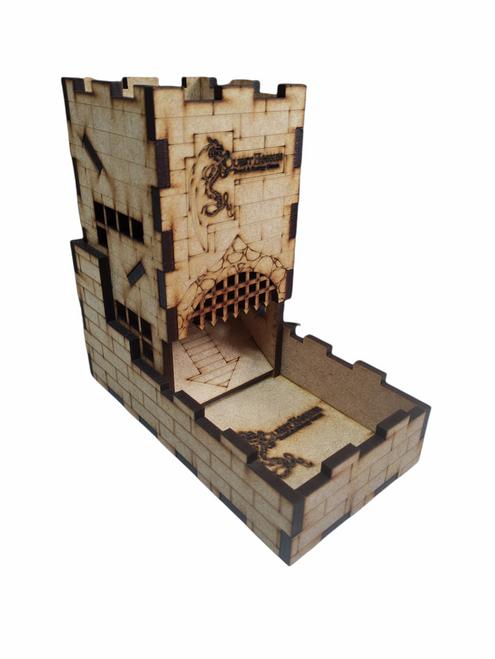 Torre de Dados plegable Dragon Quest