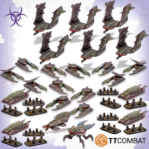 Dropzone Scourge Starter Army