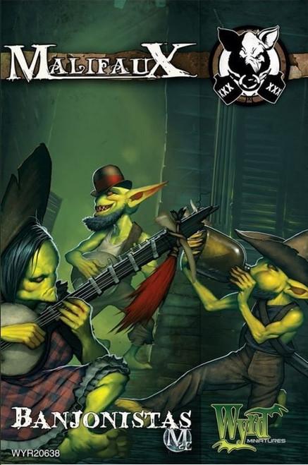 Malifaux Gremlins: Banjonistas