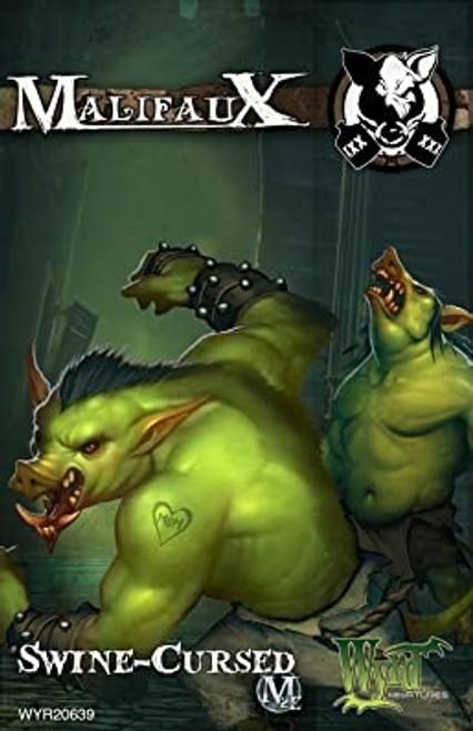 Malifaux Gremlins: Swine Cursed