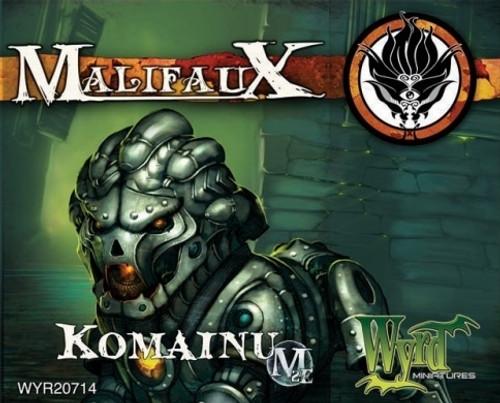 Malifaux Ten Thunders: Komainu