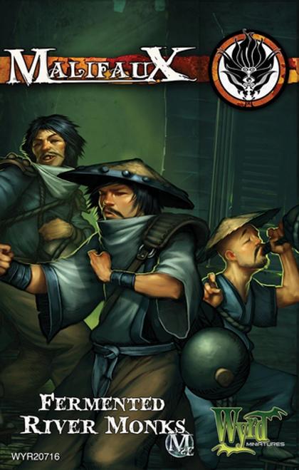 Malifaux Ten Thunders: Fermented River Monks