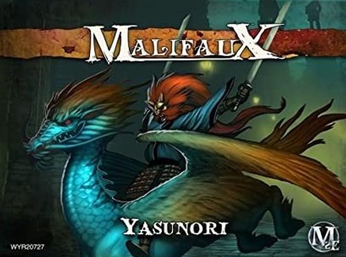 Malifaux Ten Thunders: Yasunori