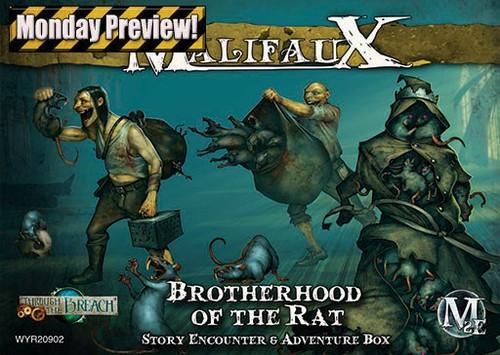 Malifaux Brotherhood of the Rat