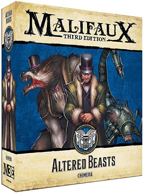 Malifaux Thirtd Edition Altered Beast: Chimera