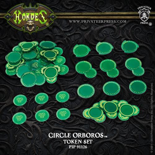 Token Set—Circle Orboros