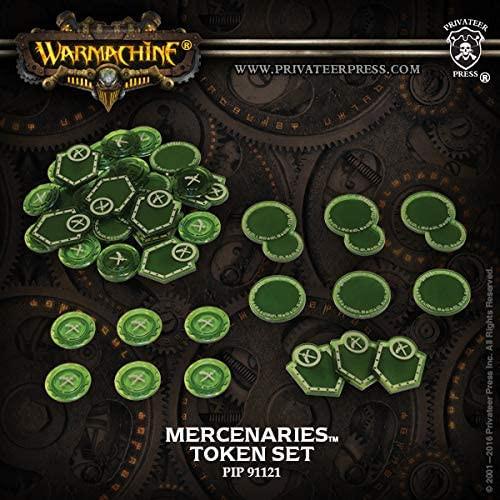 Token Set—Mercenaries