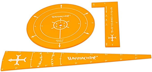 Protectorate Template Set (acrylic)