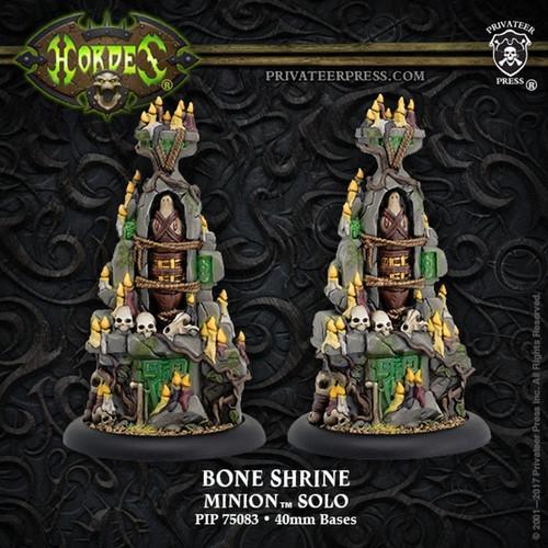 Bone Shrine – Minion Solo (resin)