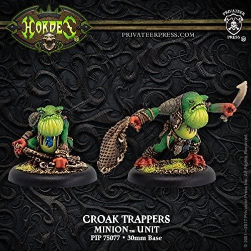 Croak Trappers – Minion Unit (resin)