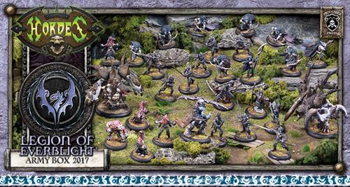 Legion of Everblight Army Box 2017