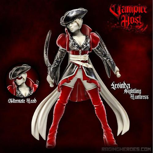 Levinda, Nightling Huntress (VH - F)