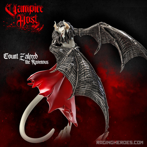 Count Zalfeed the Ravenous (VH - F)
