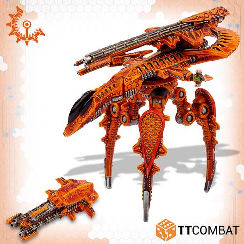 Dropzone Shaltari Ocelot/Panther Warstrider
