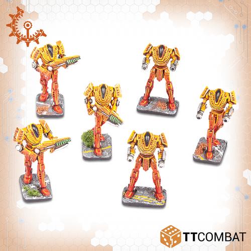 Dropzone Shaltari Ronin Battlesuits