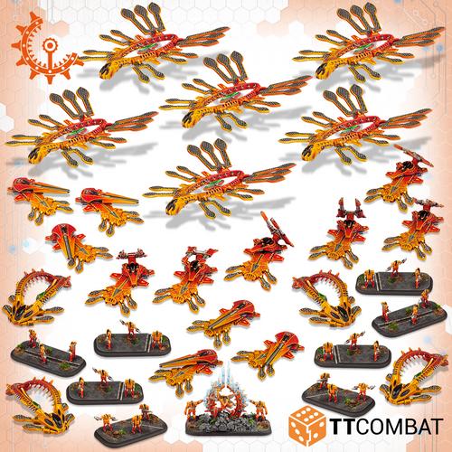 Dropzone Shaltari Starter Army