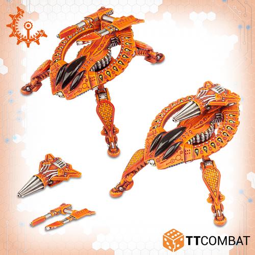 Dropzone Shaltari Tarantula / Birdeater Battlestrider