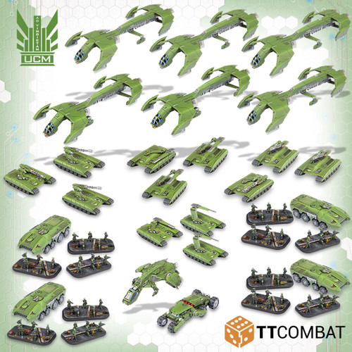 Dropzone UCM Starter Army