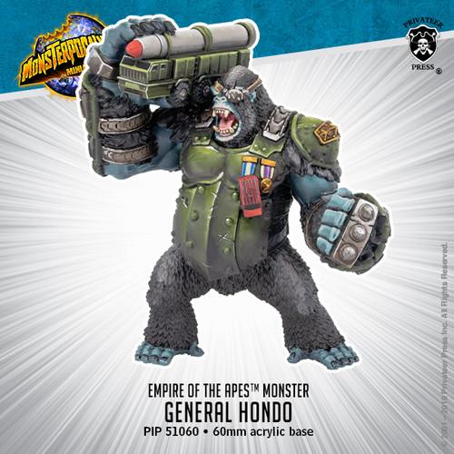 MONPOC Empire of the Apes: General Hondo (Monster)