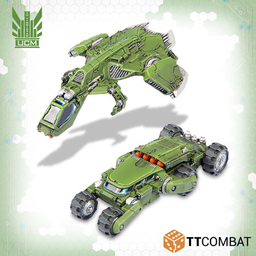 Dropzone UCM Wolverine Scout Buggies