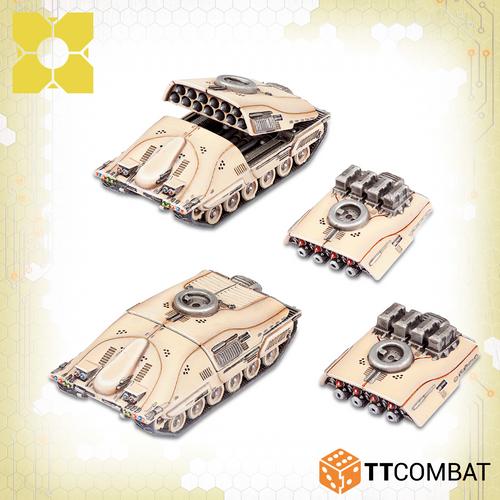 Dropzone PHR Taranis Artillery Tanks