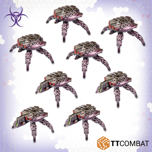 Dropzone Scourge Prowler Spider Drones