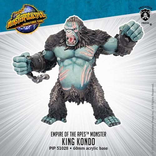 MONPOC Empire of the Apes: King Kondo (Monster)