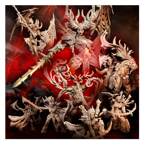 March of Destruction Packs (Mix - F)