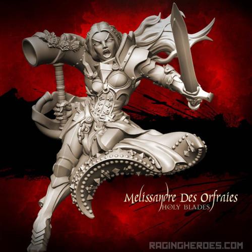 Melissandre Des Orfraies, HB Musician CG (SotO - F)