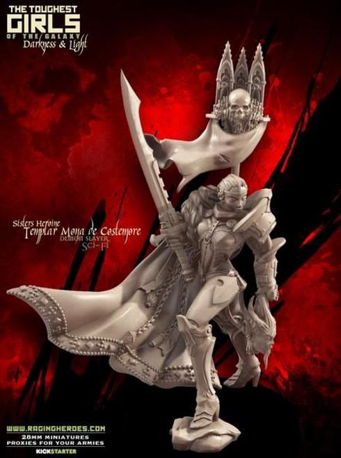 Mona de Costemore, Demon Slayer (Sisters - SF)