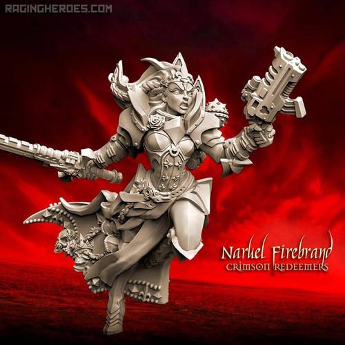 Naruel Firebrand, CR TR (SoEM -SF)