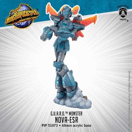 MONPOC G.U.A.R.D: Nova ESR (Monster)