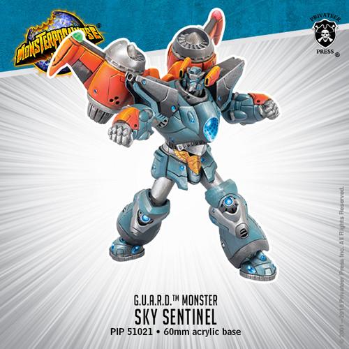 MONPOC G.U.A.R.D: Sky Sentinel (Monster )