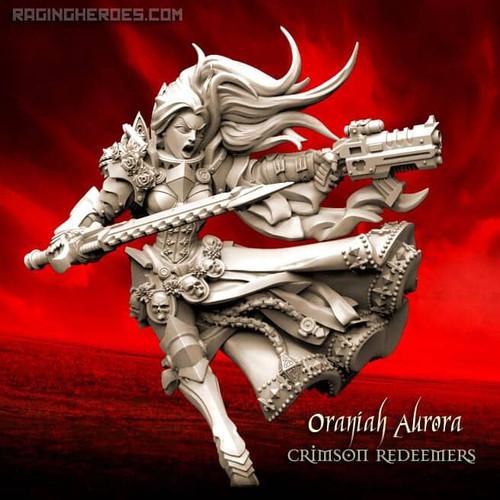 Oraniah Aurora, CR TR (SoEM -SF)