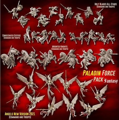 Paladin Force Pack (SotO - F)