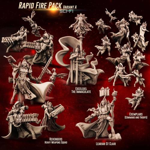 RAPID Fire Packs (SoEM - SF)