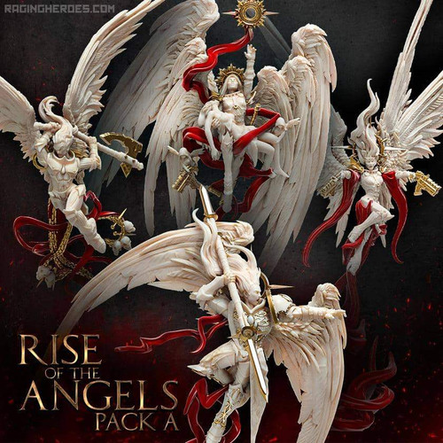 Rise of the Angels (Sisters - SF)