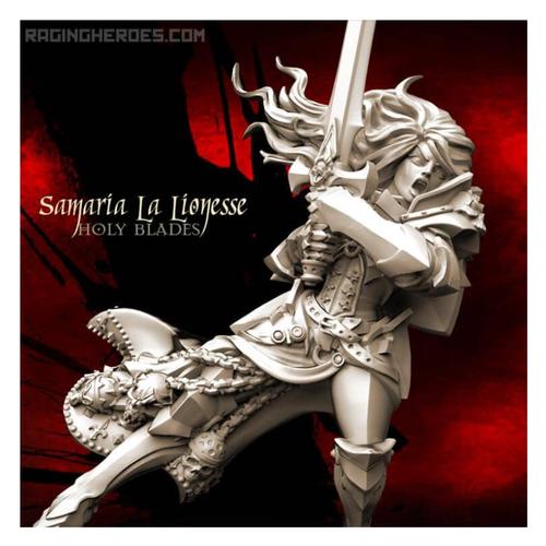 Samaria La Lionesse, HB CG (SotO - F)