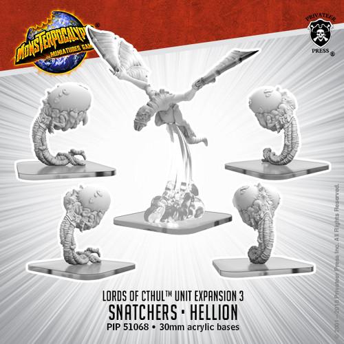 MONPOC Lords of Cthul: Snatchers & Hellion (Unitsl)