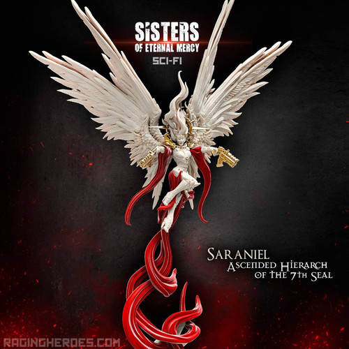 Saraniel, Ascended Hierarch of the 7th Seal (Sisters- SF)