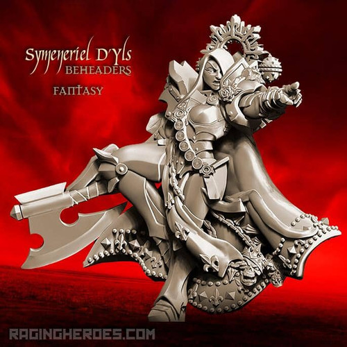 Symeneriel D'Yls, BH (SotO - F)