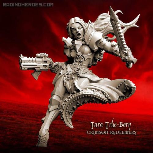 Tara True-Born, CR CG (SoEM -SF)