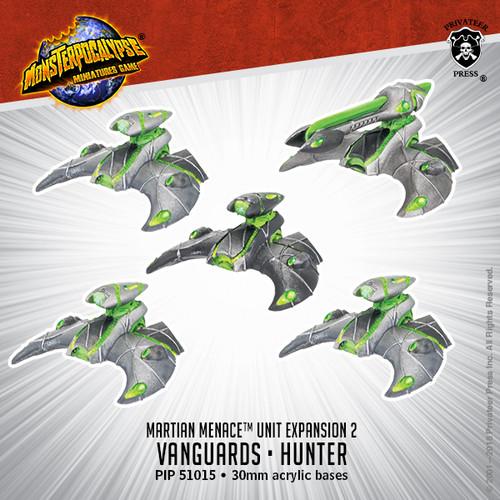 MONPOC Martian Menace: Vanguard & Hunter (Units)
