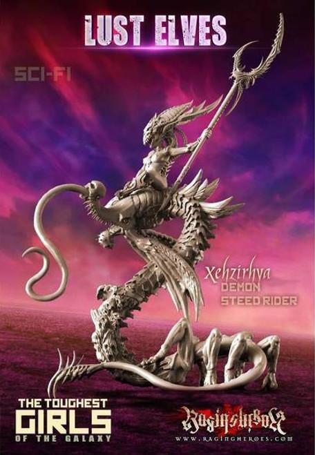 Xehzirhya, Demon Steed Rider (LE – SF)