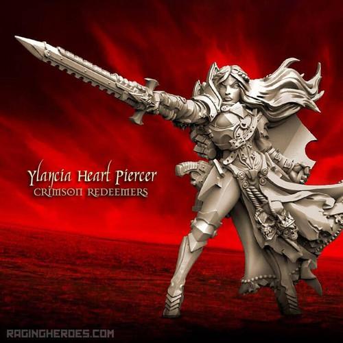 Ylancia Heart Piercer, CR TR (SoEM -SF)